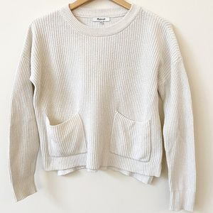 Madewell Patch Pocket Pullover Size XS